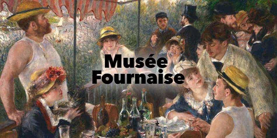 visite virtuelle du musée Fournaise