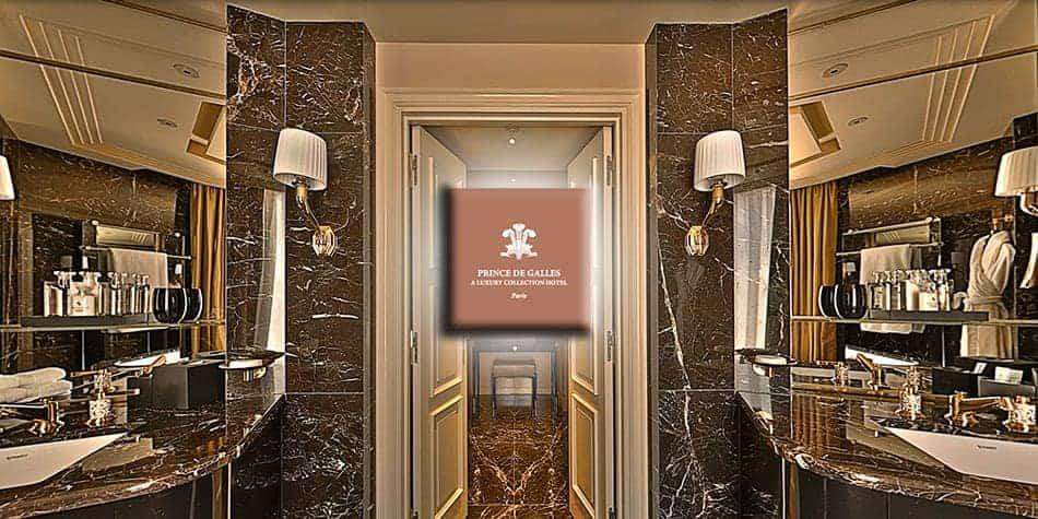 visite virtuelle hotel prince de galles