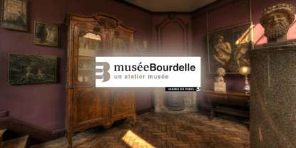 visite virtuelle du musée Bourdelle