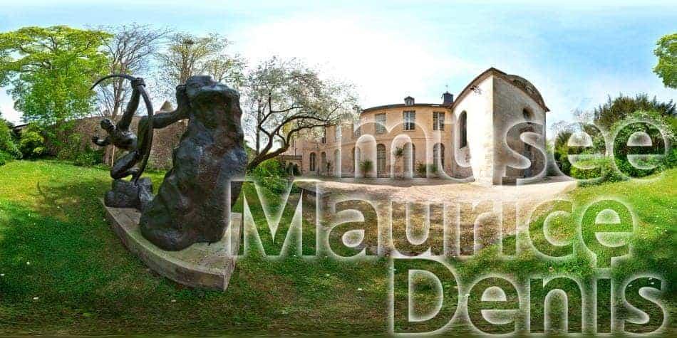 visite virtuelle du musée Maurice Denis