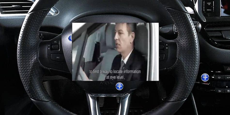 visite virtuelle peugeot 208 video