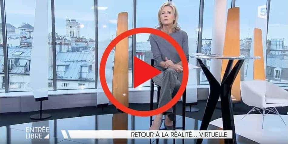 Entrée libre France 5 réalité virtuelle