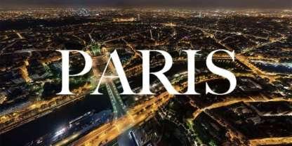 Vue 360° de Paris du haut de la Tour Eiffel