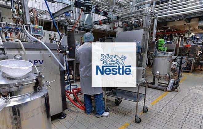 Nestle Headquarter virtual tour