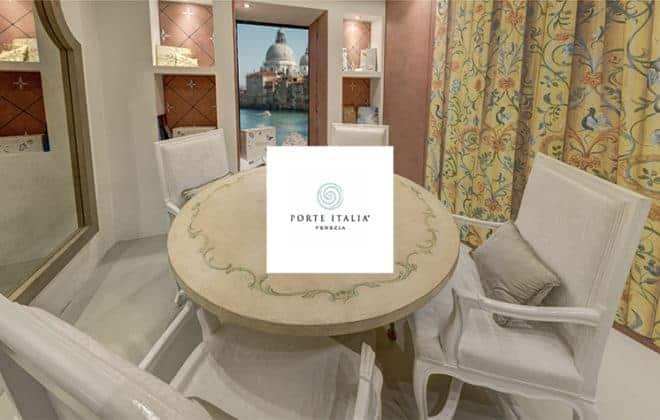 Porte Italia Venezia virtual tour