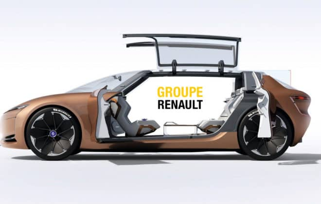 Croupe Renault symbiose virtual tour