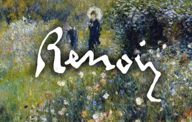 Femme à l'ombrelle Renoir 360