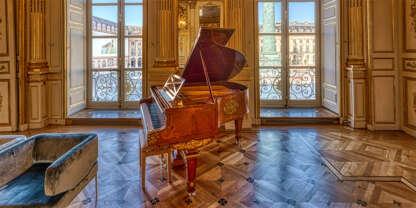 piano de Frederic chopin
