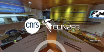 musée de l'Informatique CCIN2P3 - CNRS